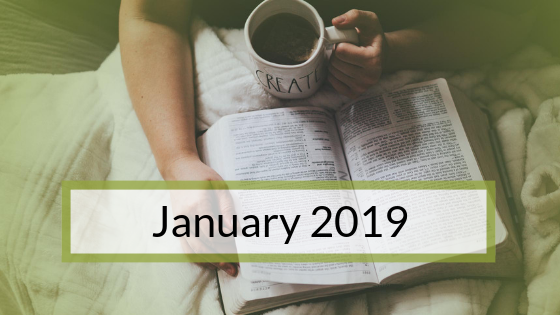Prayer, Praises, Needs – January 2019