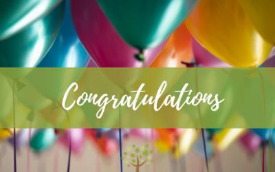 Congratulations Program Graduates 2019!